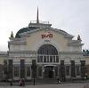Железнодорожные вокзалы в Взморье