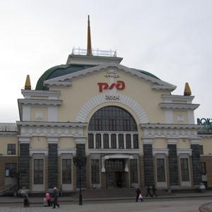 Железнодорожные вокзалы Взморья